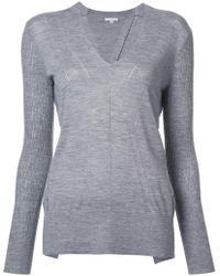 TOME   Open Back Sweater   Lyst