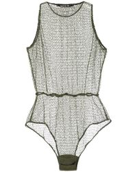 Kitx - Gift Web Bodysuit - Lyst