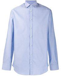 DSquared² ロングスリーブ シャツ - ブルー
