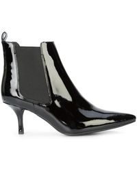 Anine Bing - Pointed Toe Ankle Boots - Lyst