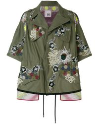 Antonio Marras - Embellished Military Jacket - Lyst