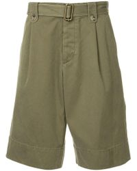 JW Anderson - Washed Belted Short - Lyst