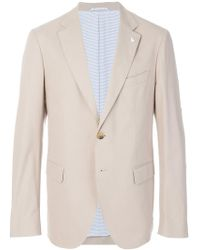GANT - Classic Two Buttoned Jacket - Lyst