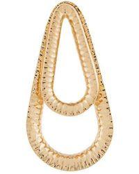 Annelise Michelson - Double-drop Earrings - Lyst
