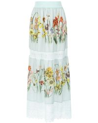Cecilia Prado   Iriah Maxi Skirt   Lyst