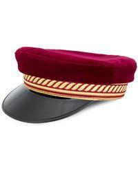 Manokhi - Military Hat - Lyst