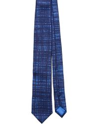 Prada - Corbata estampada - Lyst