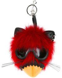 Stella McCartney - Punk Mouse Keychain - Lyst