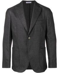 Boglioli - Long Sleeved Blazer - Lyst