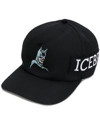 Iceberg - Batman Baseball Cap - Lyst