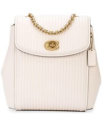 COACH - Parker Backpack - Lyst