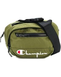 Champion Logo Belt Bag - Green