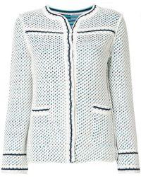 Charlott - Short Knit Jacket - Lyst