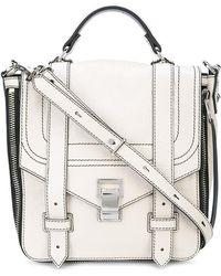 Proenza Schouler - Ps1+ Zip Backpack - Lyst