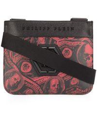 94ec7a16a9 Philipp Plein Cross-body Bags in Black for Men - Lyst