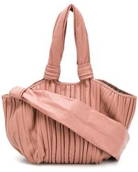 49f5417e0ad2 Max Mara Whitney Large Tote in Pink - Lyst