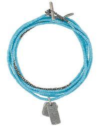 M. Cohen - Stacked Wrap Bracelet - Lyst