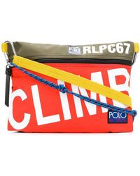 Polo Ralph Lauren - Climb Printed Pouch - Lyst