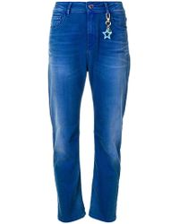 Twin Set   High-waist Jeans   Lyst