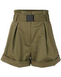 N°21 - High-waisted Shorts - Lyst
