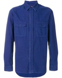 Kris Van Assche - Double-pocket Shirt - Lyst
