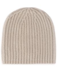 Warm-me - Ribbed Knit Beanie - Lyst