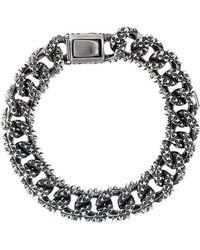 Emanuele Bicocchi - Spike Chain Bracelet - Lyst