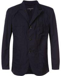 Engineered Garments - Wrinkled Blazer - Lyst