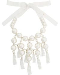 Moy Paris - Bib Necklace - Lyst