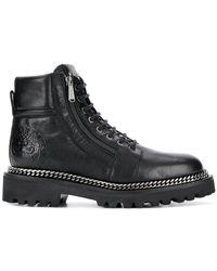 Balmain - Side Zip Boots - Lyst
