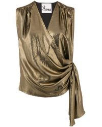 8pm - Side Fastened Blouse - Lyst