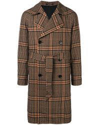 Tagliatore - Ridley Double-breasted Coat - Lyst