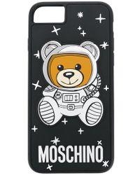 Moschino - IPhone 8-Hülle mit Logo - Lyst