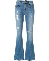 Dondup | Flared Fitted Jeans | Lyst