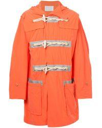 Kolor - Casual Duffle Coat - Lyst