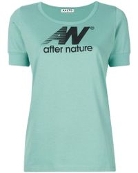 AALTO | After Nature T-shirt | Lyst