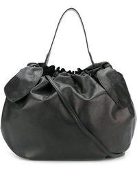 Simone Rocha - Gathered Bow Tote Bag - Lyst