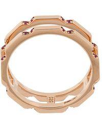 Astley Clarke - Double Aubar Ring - Lyst