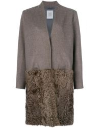 Eleventy | Single-breasted Coat | Lyst