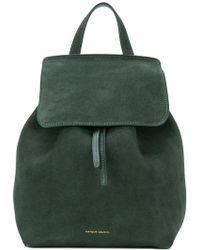 Mansur Gavriel - Fold Over Backpack - Lyst