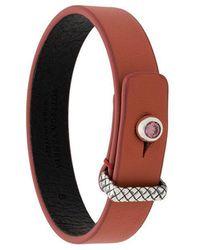 Bottega Veneta - Intrecciato Panel Bracelet - Lyst