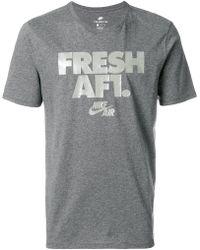 Nike - Fresh Af1 Sportswear T-shirt - Lyst