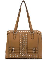 Love Moschino - Studded Tote - Lyst