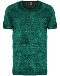 Avant Toi - Shortsleeved T-shirt - Lyst