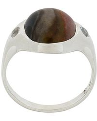 Pamela Love - Essential Savannah Jasper Ring - Lyst