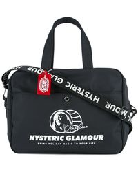 Hysteric Glamour - Logo Print Tote - Lyst