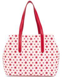 Jimmy Choo   Sofia Medium Shopping Bag   Lyst