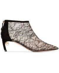 97e4fed42eee Lyst - Women s Nicholas Kirkwood Heel and high heel boots On Sale