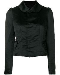 Comme des Garçons - Victoriana-style Fitted Jacket - Lyst