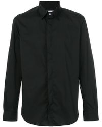 Low Brand - Concealed Fastening Shirt - Lyst